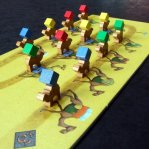 Camels from Yspahan by Ystari Games