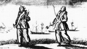 Mary Read and Ann Bonny