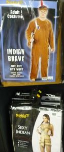 """""""Indian"""" Costumes"""